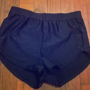 American Apparel Black Shorts Size S